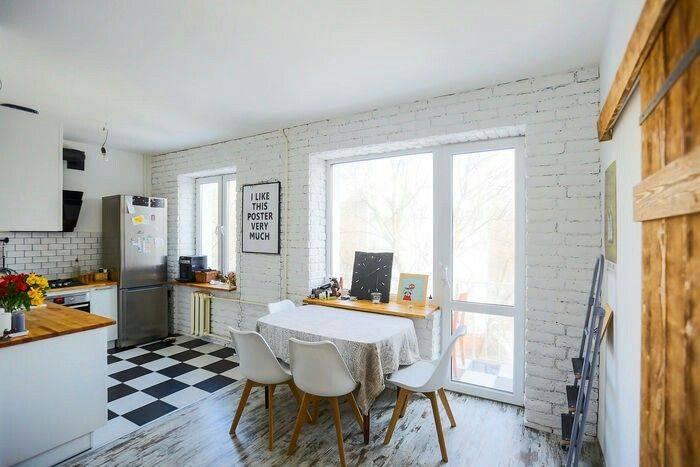 Гостиная в скандинавском стиле 2021: в частном доме, в хрущевке, с камином, фото интерьера