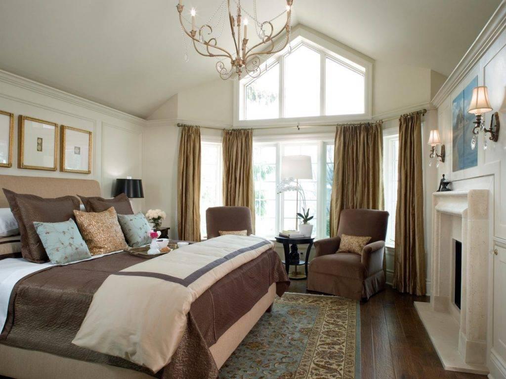 Дизайн спальни 10 кв. м — фото и идеи создания стильного интерьера на маленькой площади