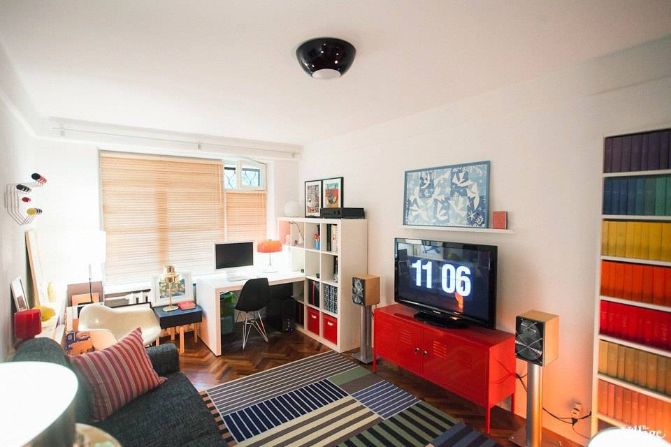 Как расставить мебель в комнате - 59 фото примеров
