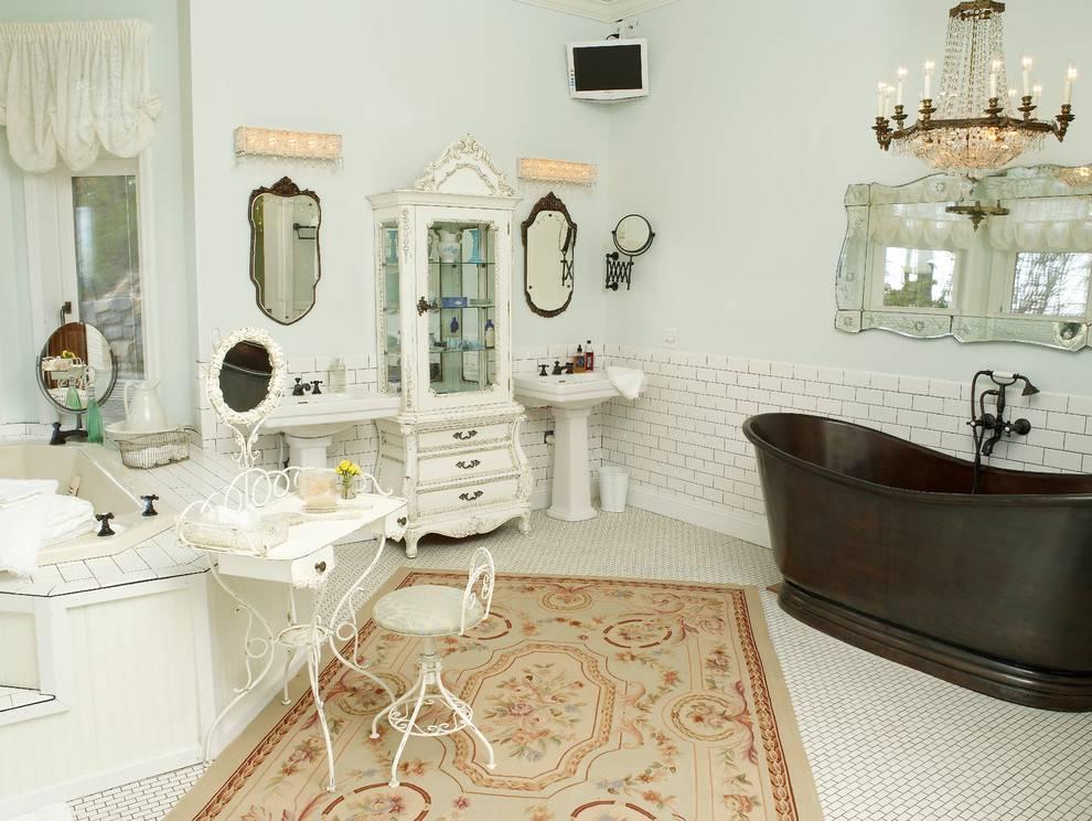 Мрамор в ванной: советы и обзор самых красивых интерьеров (52 фото) | дизайн и интерьер ванной комнаты