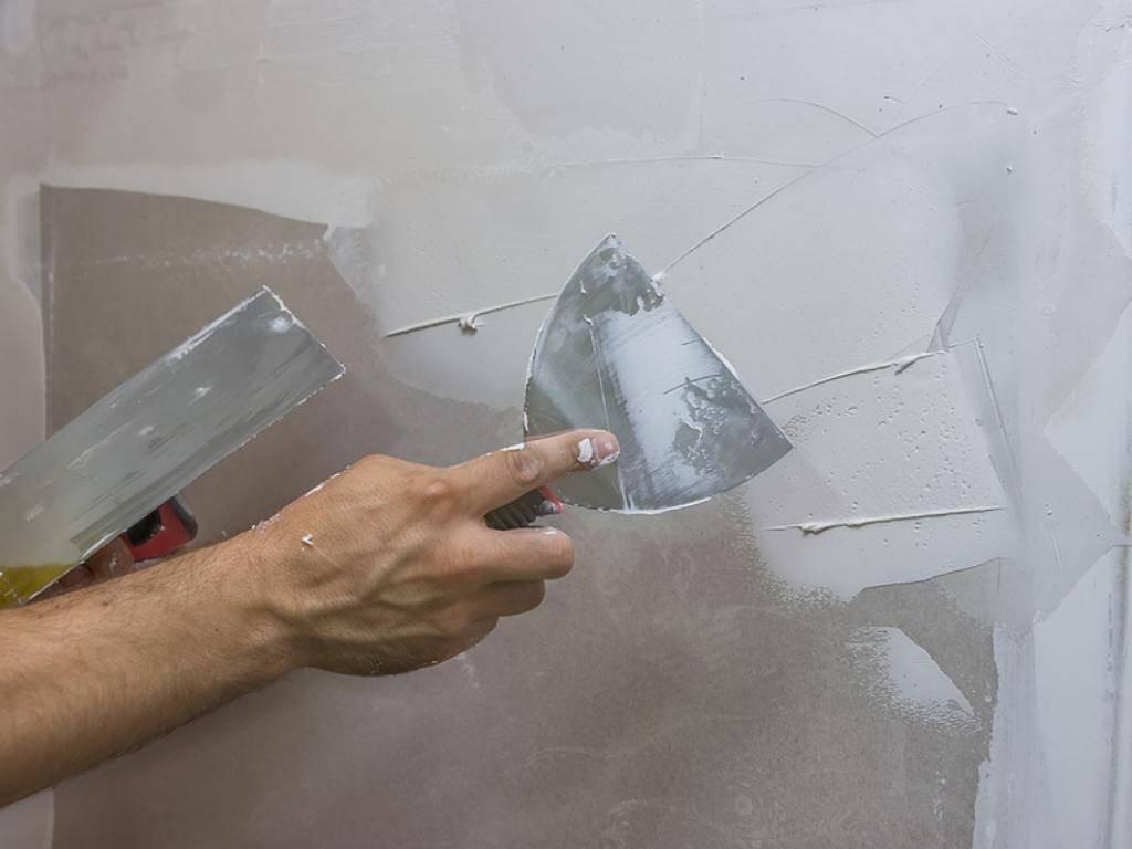 Как шпаклевать стены своими руками: поэтапная инструкция, советы   ремонтсами!   информационный портал