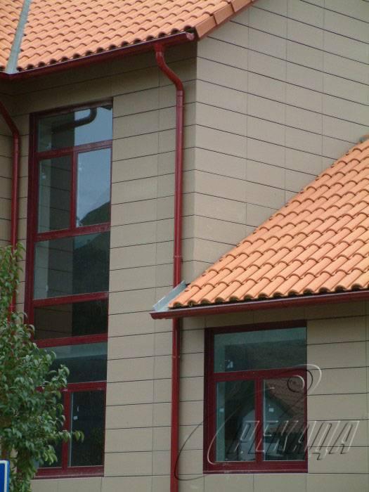 Фасадные панели для наружной отделки дома: виды, рейтинг производителей, отзывы