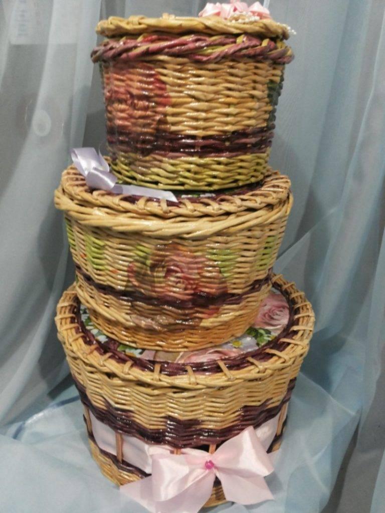 Делаем трубочки для плетения из газеты (100 фото) - техника, схемы плетения, загибка и простые узоры для начинающих