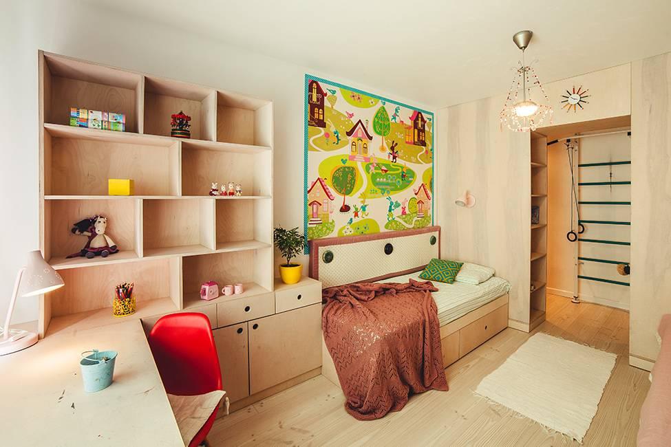 Дизайн маленькой детской комнаты в деталях: от стиля до цветовой гаммы