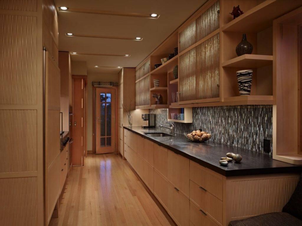 П-образная кухня: 110 фото стильных решений для маленькой и большой кухни, особенности планировки