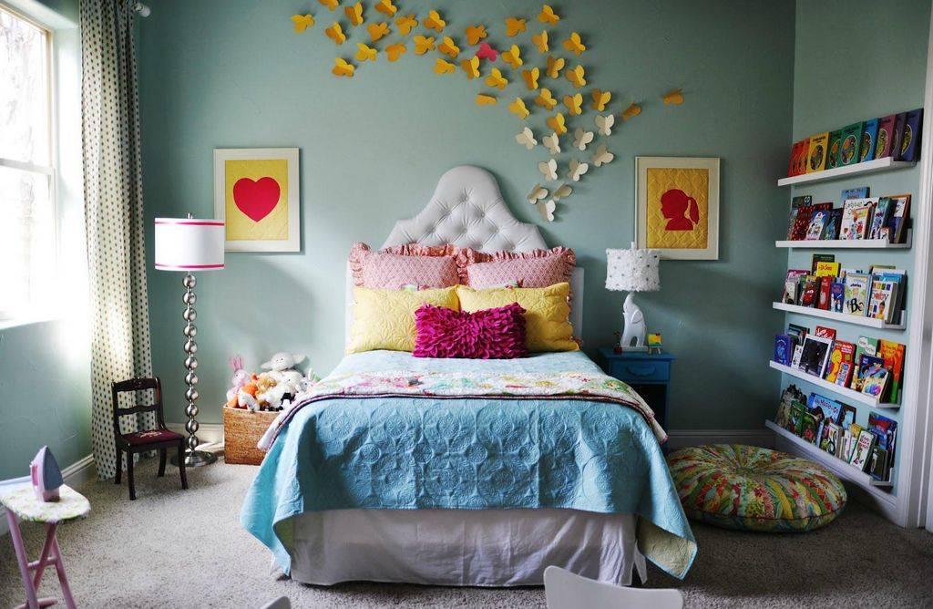 Идеи декора стен своими руками, 65 фото. красивые интерьеры и дизайн