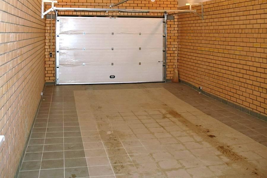 Отделка гаража: внутреннее оформление стен своими руками