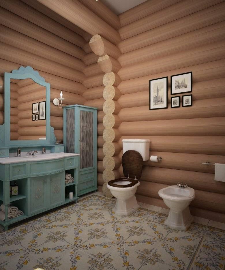 Как своими руками сделать санузел в деревянном доме?