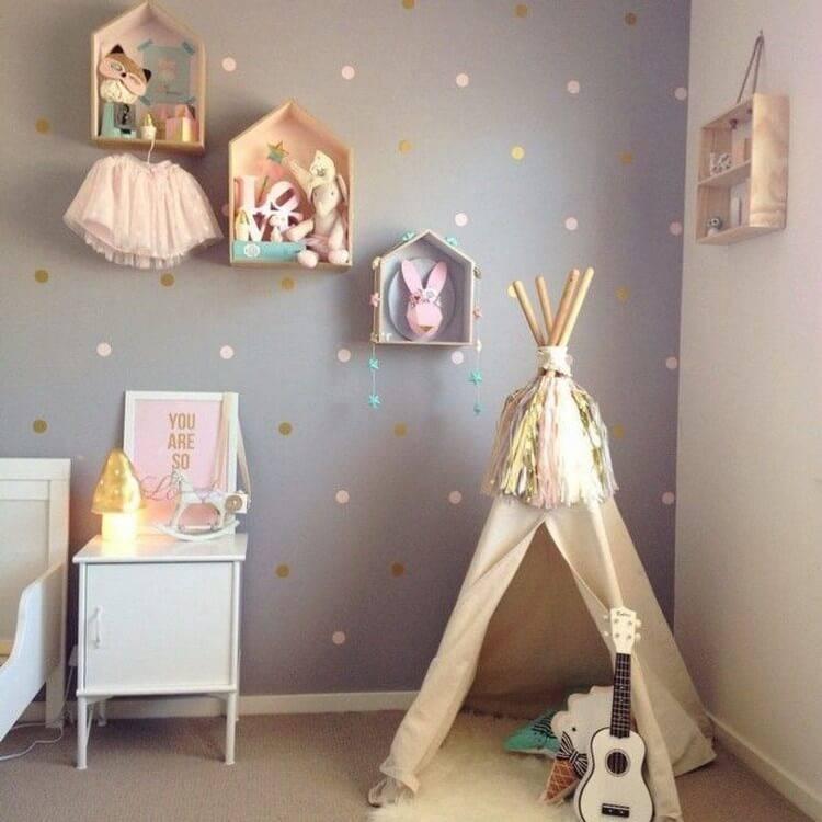 Правильное оформление стен в детском саду: 4 способа и все важные нюансы с 40 фото