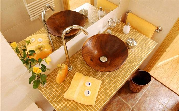 Накладные раковины для ванной — лучшие модели, нюансы выбора