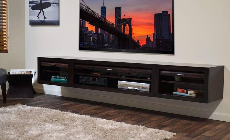 Как выбрать современную и функциональную тумбу под телевизор?