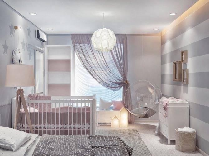 14 идей для детской: комната для новорожденного ребенка (45 фото)   дизайн и интерьер