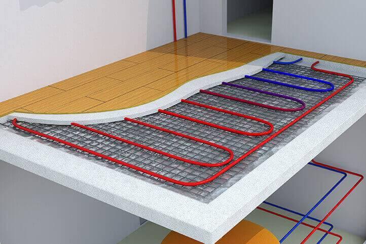 Пол в ванной: 7 материалов для отделки. алгоритм по оформлению напольного покрытия + фото