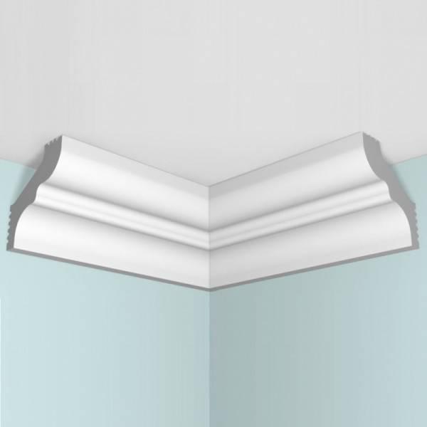 Плинтус для натяжного потолка (67 фото): виды потолочных бордюров, какие лучше галтели для резиновых продуктов