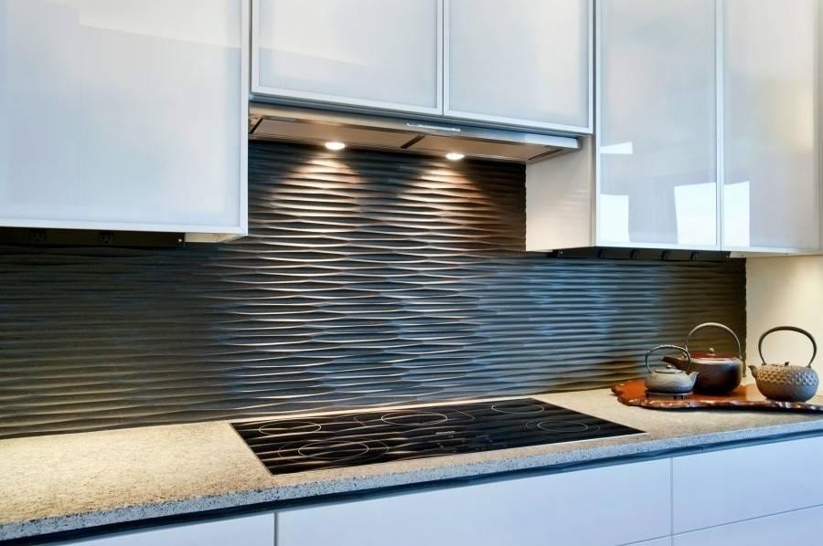 Стеновые панели для кухни: эксплуатационные свойства и материалы