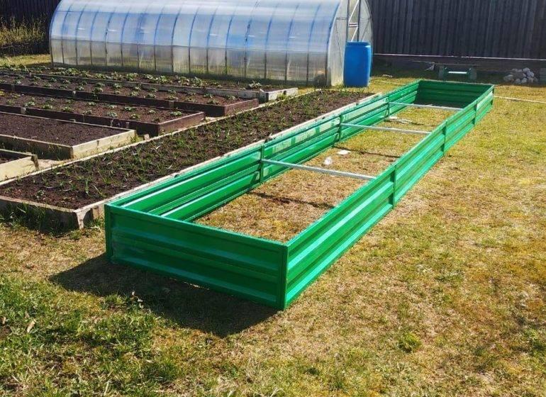 Красивый огород: различные варианты ландшафтного дизайна, интересные идеи оформления грядок на даче из подручных средств  - 28 фото