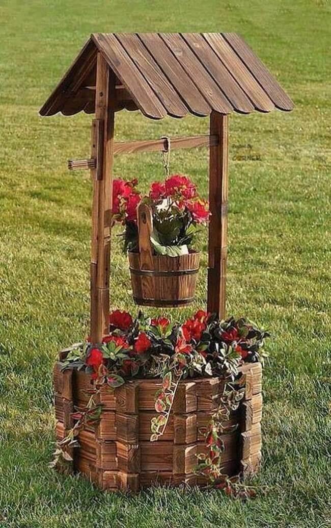 Идеи для дачи: поделки, декор, украшения, сделанные своими руками (фото)