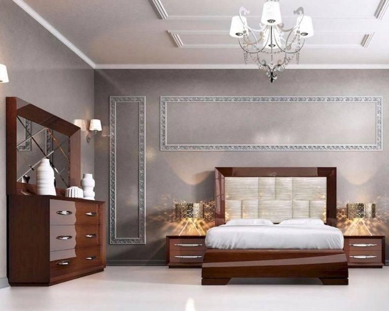 Спальня в современном стиле, 130 фото идеального интерьера