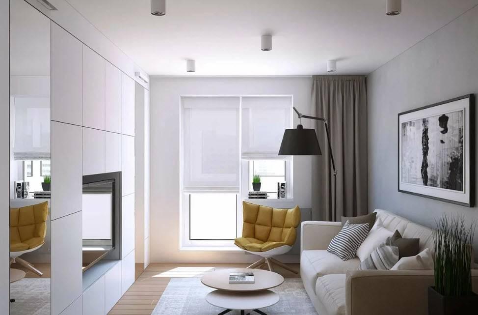 Дизайн однокомнатной квартиры хрущевки фото без перепланировки - вместе мастерим