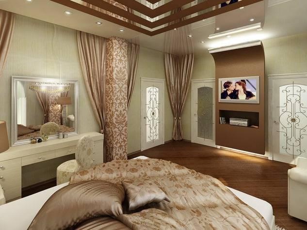Отделка спальни: топ-150 фото идей, реальные примеры дизайна, необычные варианты сочетания цветов