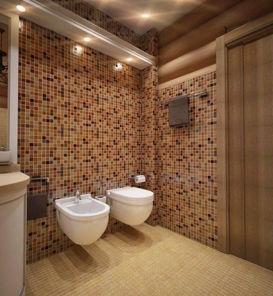 Дизайн ванной в деревянном доме. советы по обустройству с фото