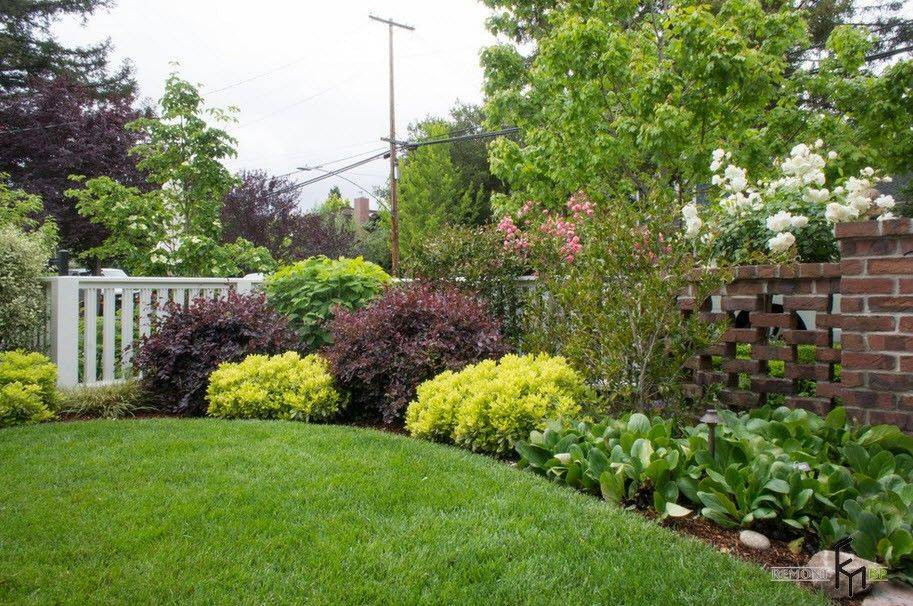 Приемы оформления дачных участков – красивое озеленение и украшение