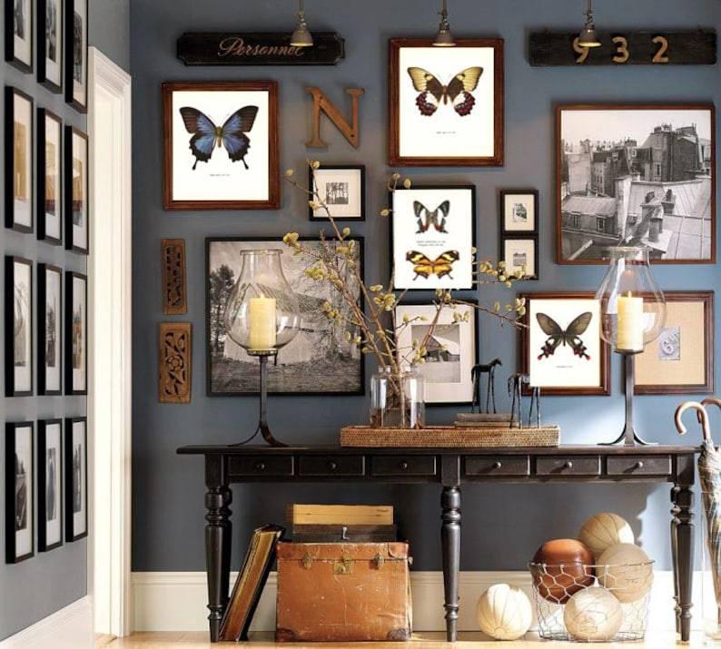 Элементы декора - современные декоративные тренды и стильные элементы дизайна (110 фото)