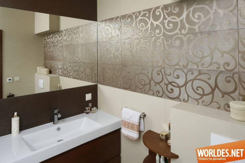 Светлая ванная: 120 фото идей дизайна + особенности оформления