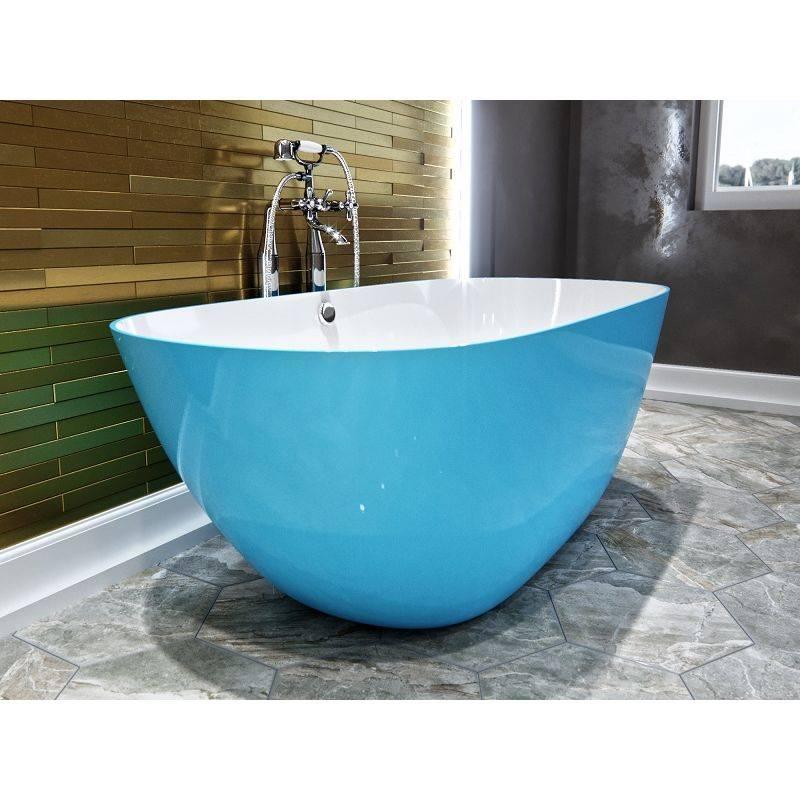 Оранжевая ванная комната: дизайн интерьера, плитка