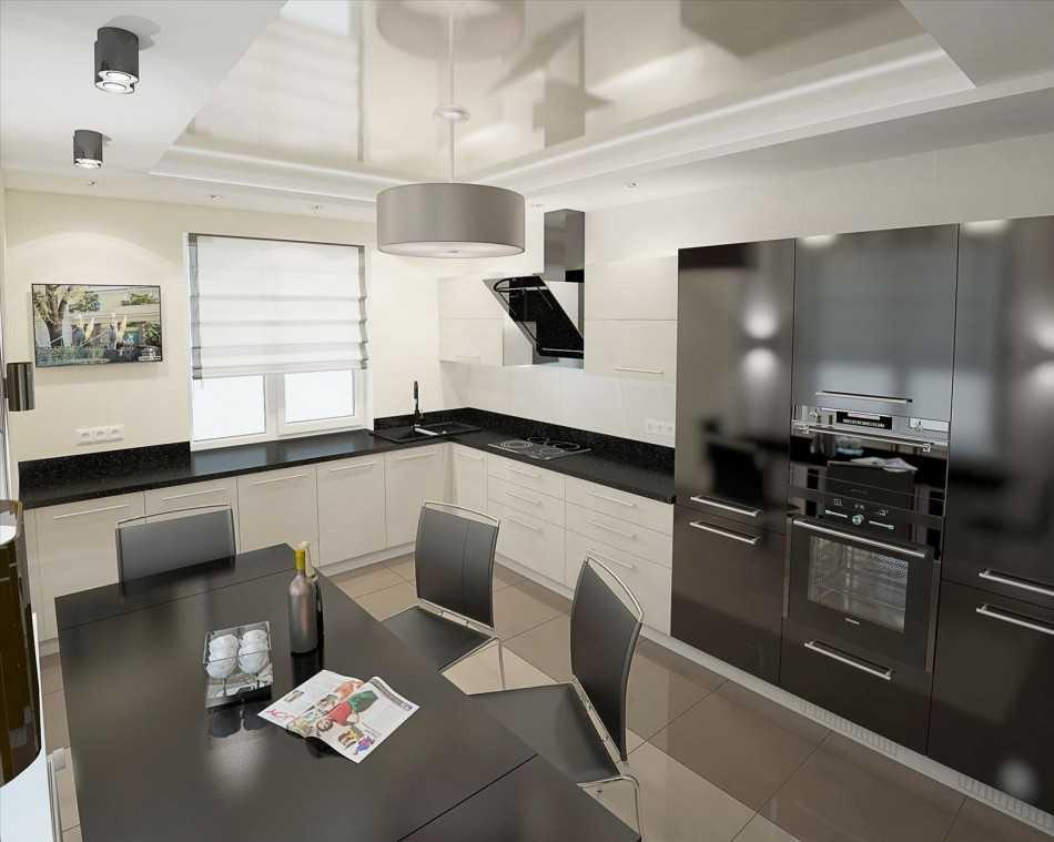Современная кухня в стиле минимализм: интерьер, особенности оформления стиля, в квартире, полезные советы от дизайнеров, фото