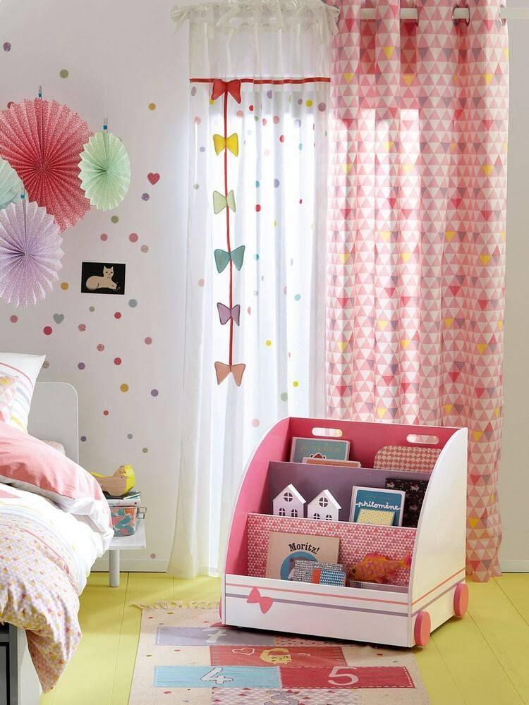 Шторы в детскую - 140 фото примеров красивого и современного дизайна