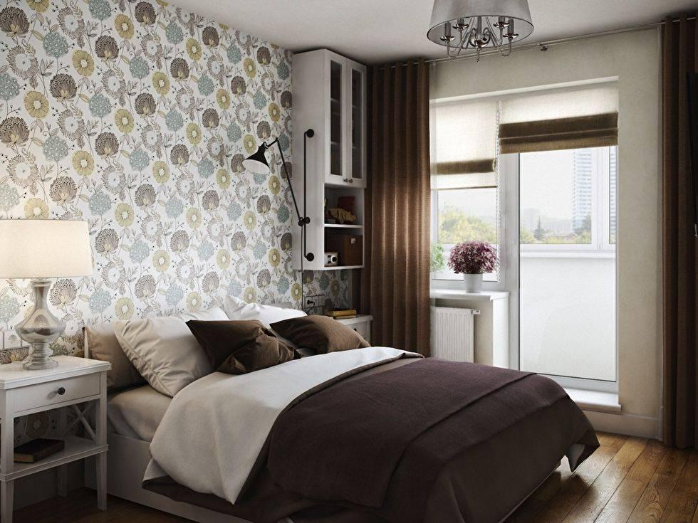 Светлые обои в спальню — правила выбора, советы дизайнера по сочетанию цветов в интерьере (150 фото вариантов)