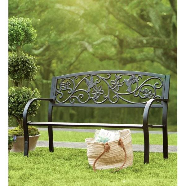 Как сделать садовую скамью своими руками