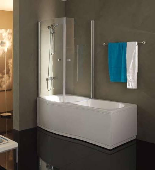 Оптимальная ширма для ванной, какую выбрать