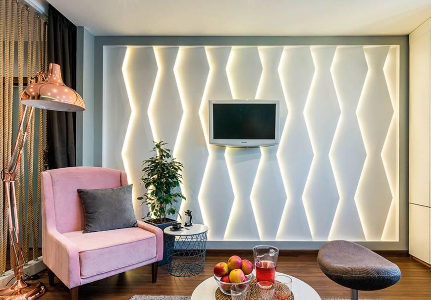 Декоративные панели для стен для внутренней отделки, дизайнерские плиты  - 21 фото