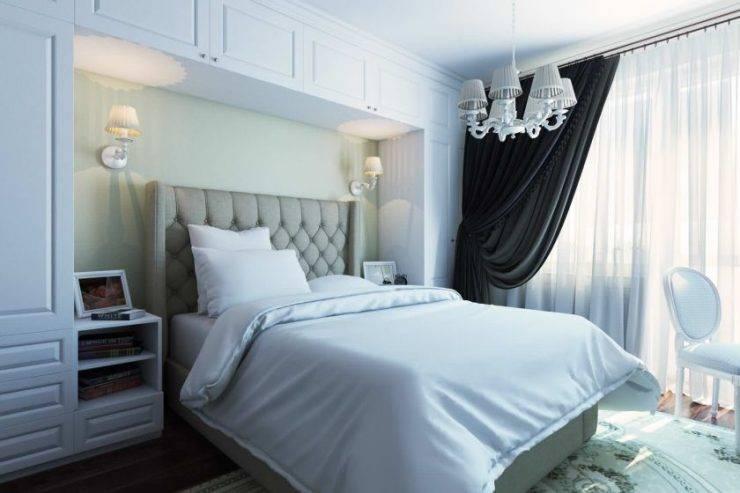 Спальня 12 кв. м. - современные стили для спальни. деление на зоны. подбор цветовой гаммы и правильного освещения. комфортный минимум в мебели (фото + видео)