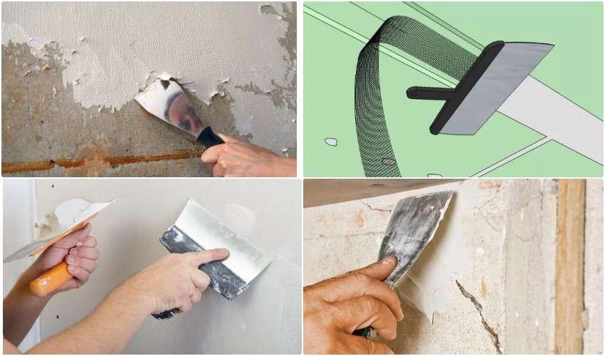 Как правильно шпаклевать стены финишной шпаклевкой своими руками: пошаговая инструкция, видео