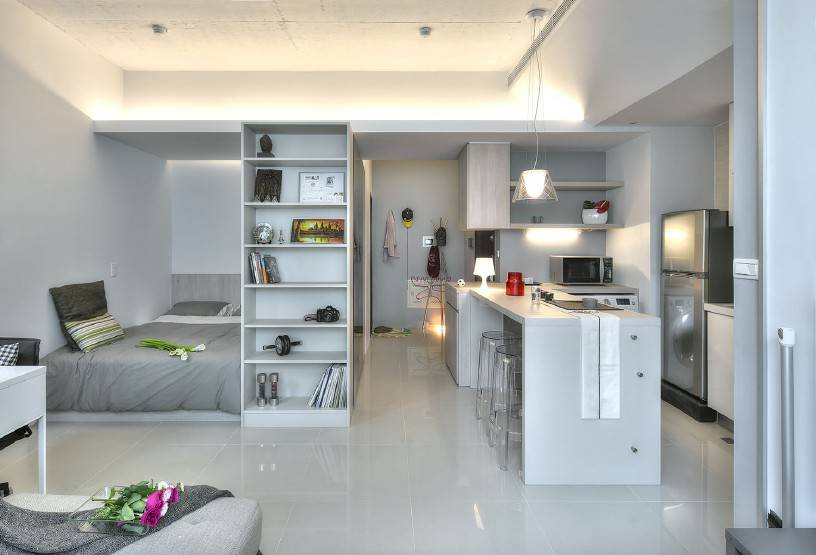 Планировка квартиры-студии: основные правила, особенности и гениальные идеи для экономии места (20 фото 2018 г., 20 – 2019, 35 фото 2020))