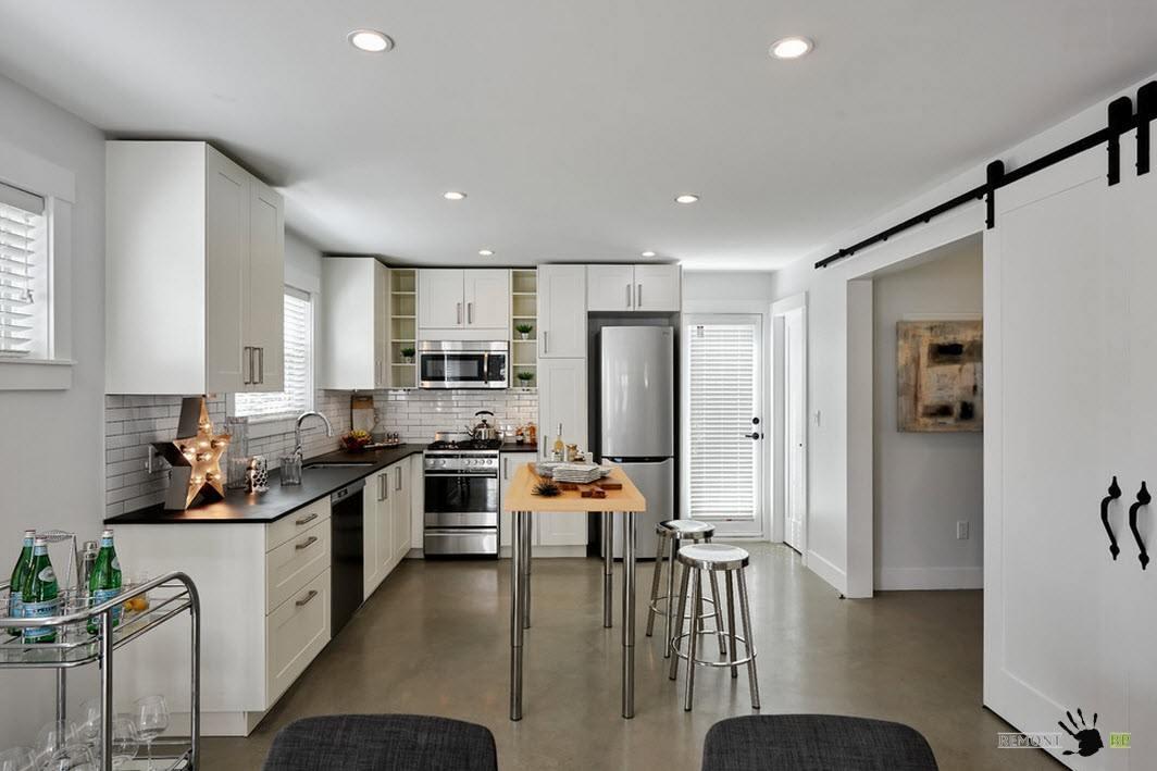 Дизайн угловой кухни: всё, что нужно знать