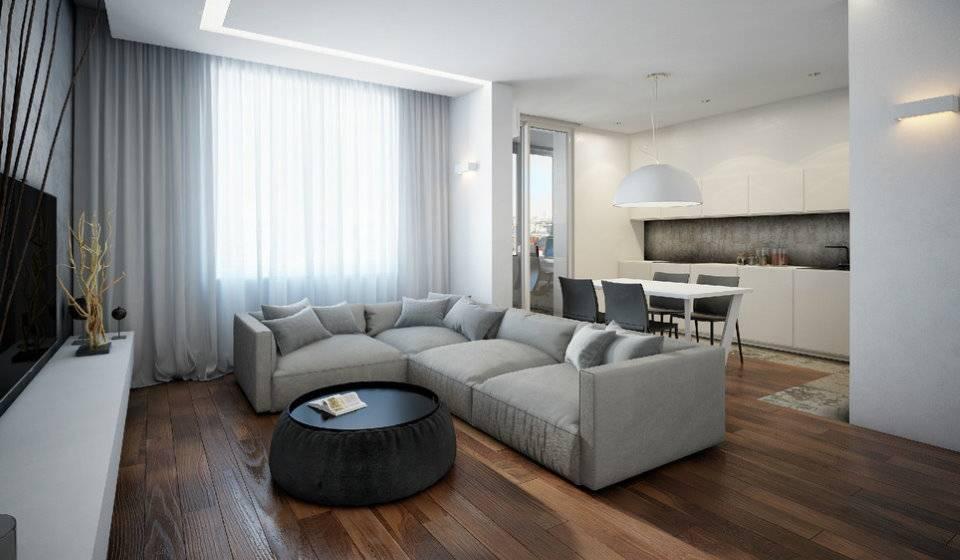 Стиль минимализм в интерьере – лучшее решение для маленьких квартир