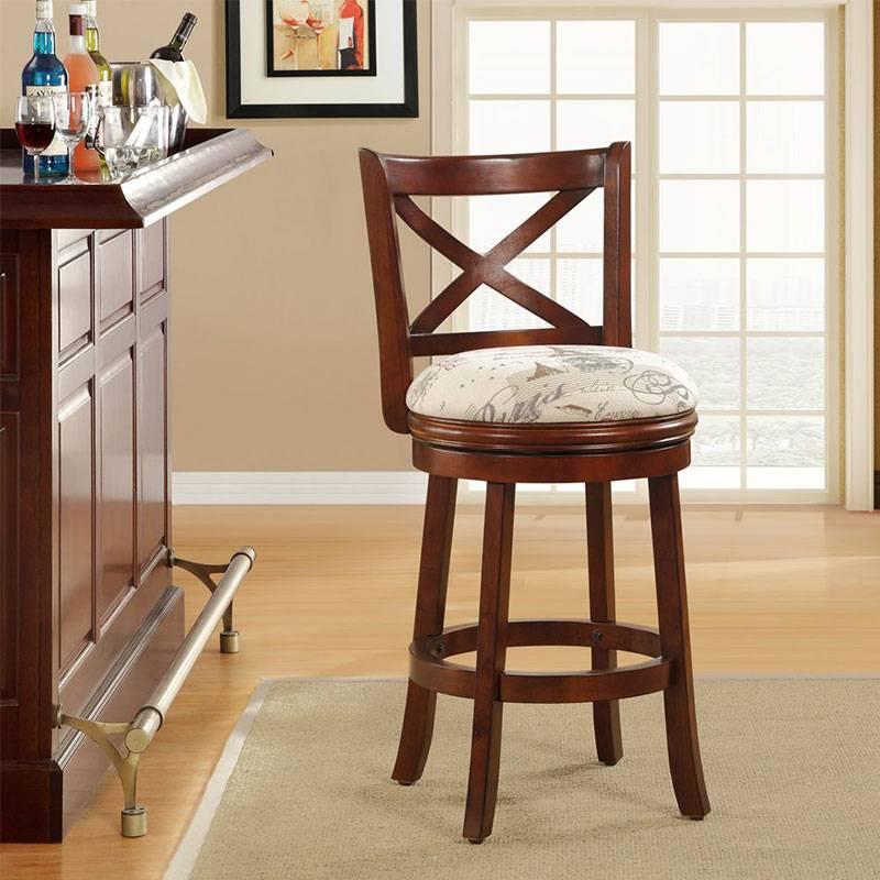 Как сделать барный стул своими руками – 190+ фото и мастер-классы!