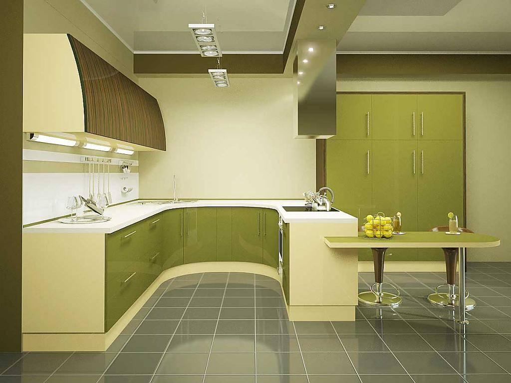 Бежевая кухня в интерьере: примеры сочетания цветов в реальных фото