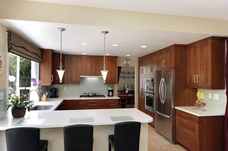 Дизайн кухни 10 кв м: модные тенденции, примеры реальных интерьеров, советы по обустройству (100 фото)