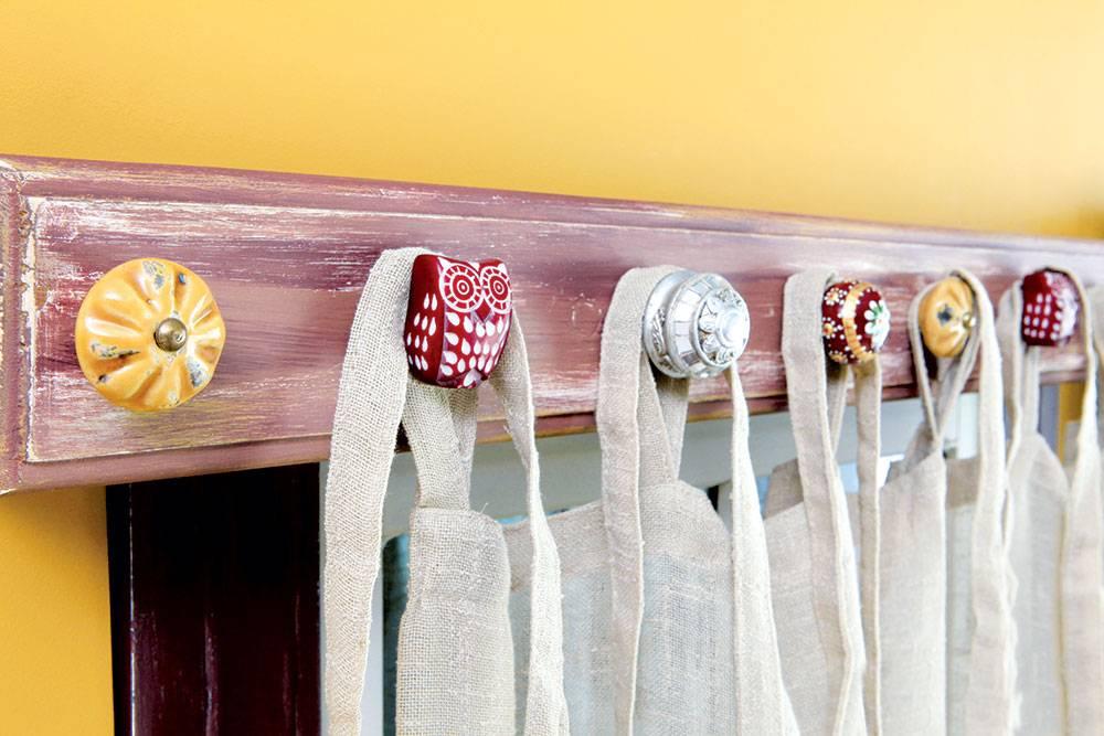 Бамбуковая штора на дверь, дверной проем или арку своими руками: шьем за 1 час