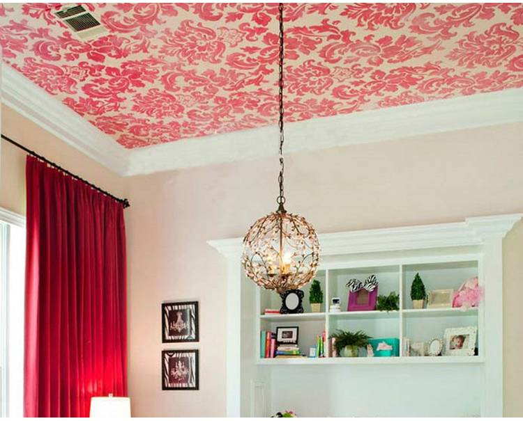 Какой бывает декор потолка – виды украшения и декорирования потолков