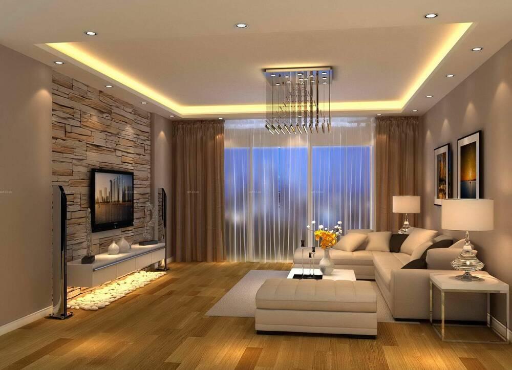 Правила создания красивого дизайна комнаты для гостей в квартире