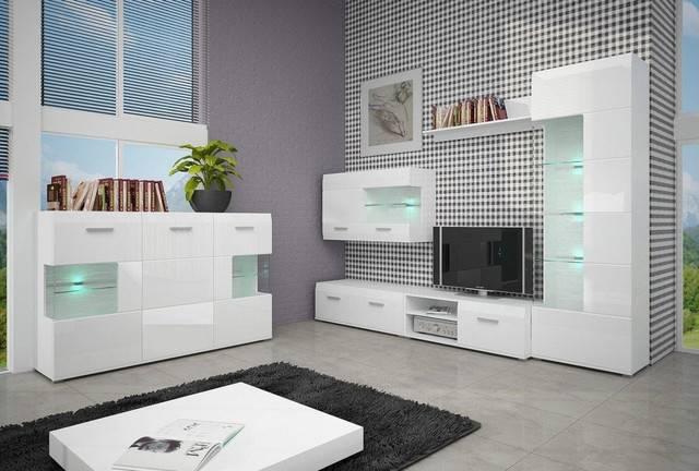 Белая гостиная — идеи обустройства и модные варианты дизайна белого цвета. 95 фото и видео мастер-класс оформления