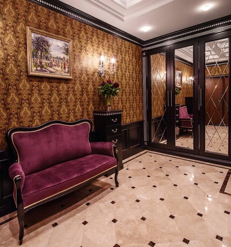 Прихожая в квартире - 135 фото нюансов оформления в современном и классическом стиле