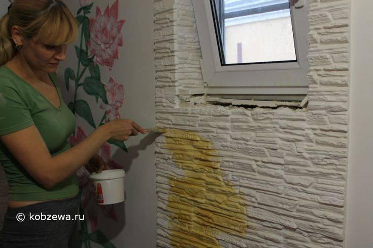 Как сделать декоративный камень из гипса. инструкция от профессионала