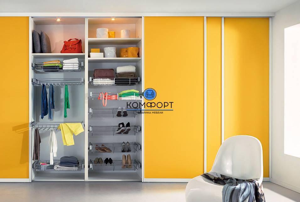 Гостинные шкафы в современном стиле: дизайн шкафа купе в зал на всю стену  - 39 фото